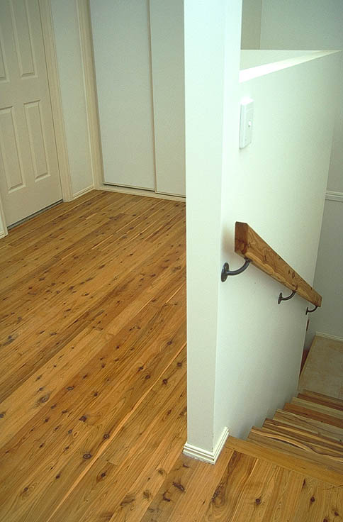 cypress flooring handrail termite resistant timber