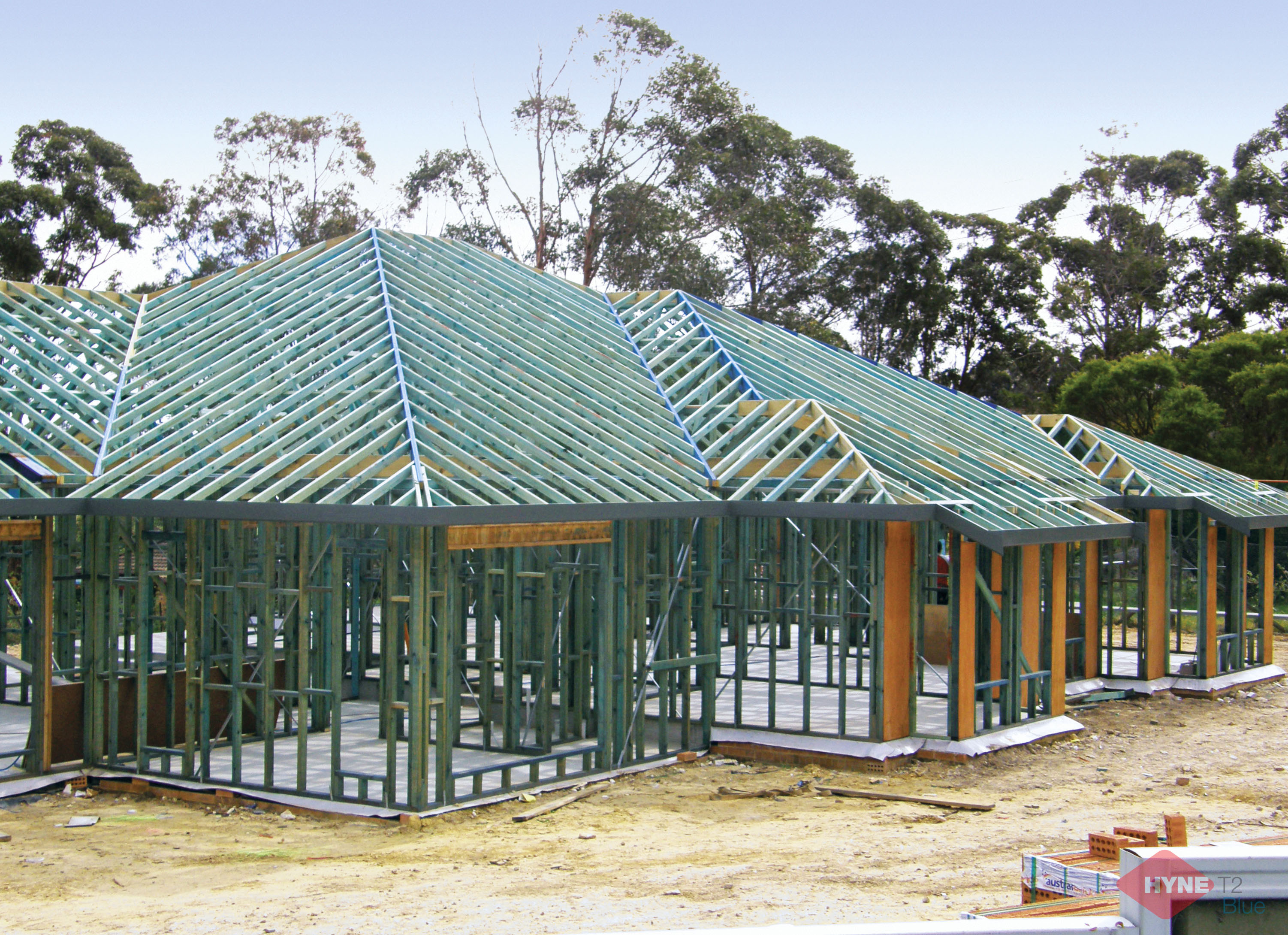 queensland timber framing hyne termite resistant hoop pine araucaria